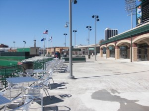 Right Field Outfield Concourse