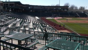 Right Field Patio