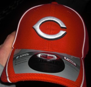 New Front of the hat
