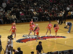 The A-Town Dancers...small group...seen better, but nice job...