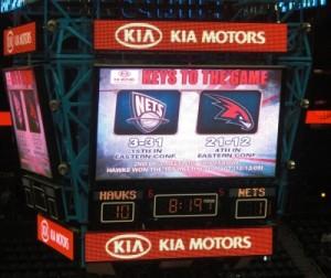 Scoreboard...surprised it is not newer